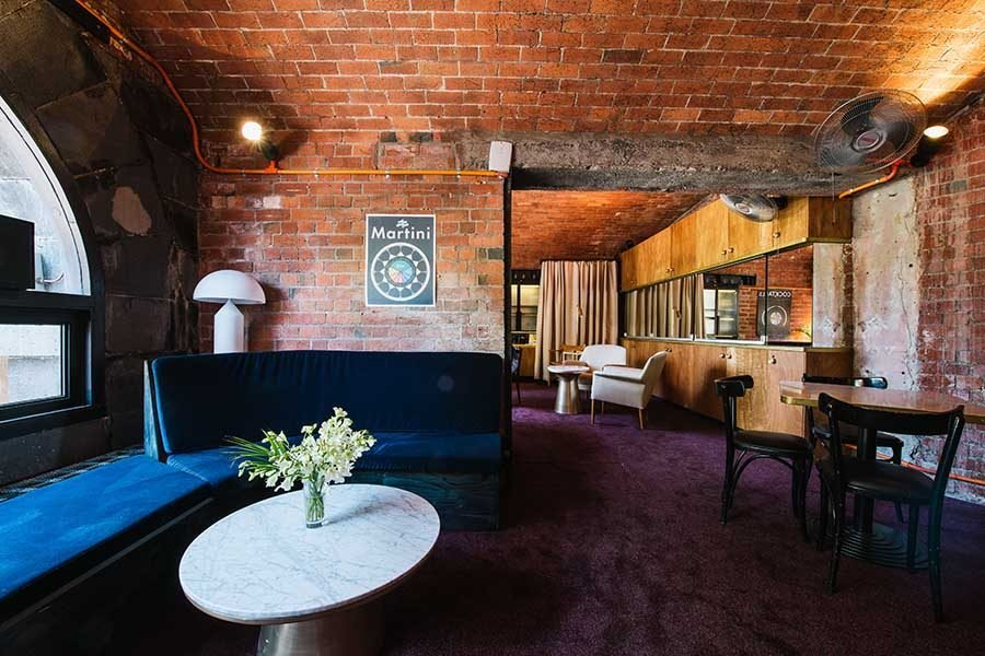 Looking for a cosy indoor function space.