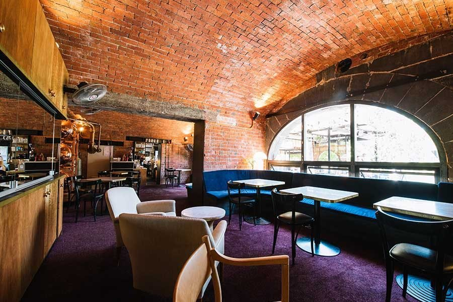 Pilgrim Bar indoor private function space for hire