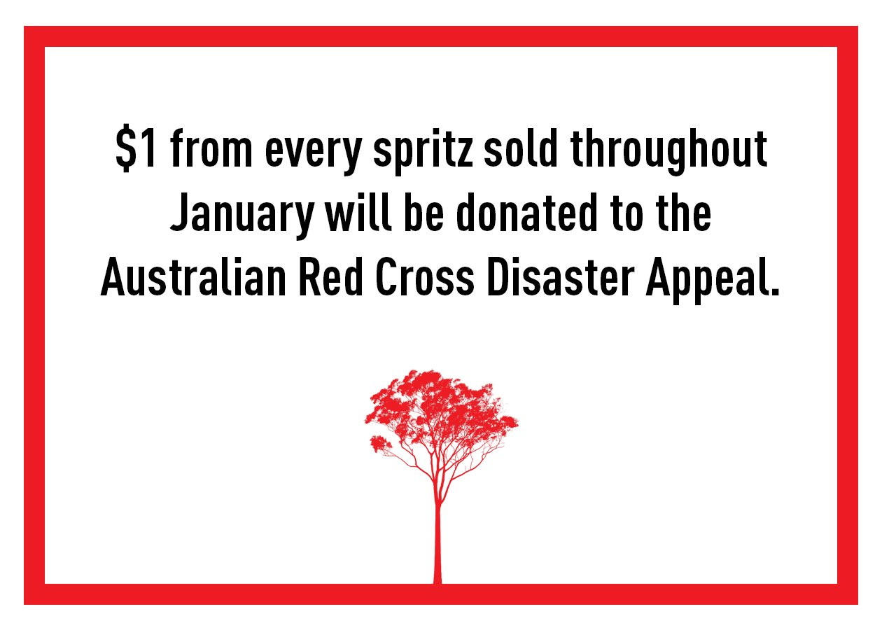 Donation in Red Cross Disaster Appeal